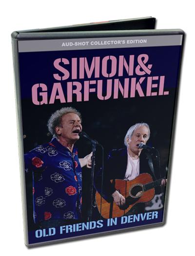 SIMON & GARFUNKEL - OLD FRIENDS IN DENVER