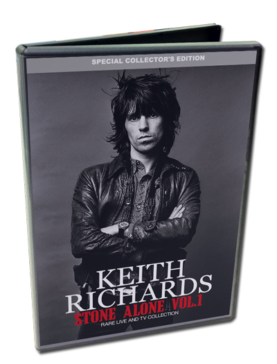 KEITH RICHARDS - STONE ALONE VOL.1