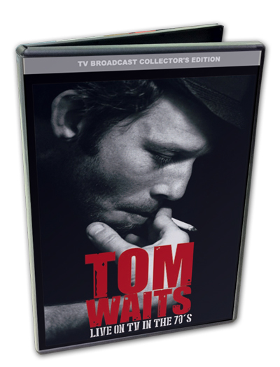 TOM WAITS - LIVE ON TV IN THE 70'S