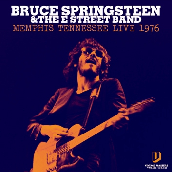 BRUCE SPRINGSTEEN &THE E STREET BAND - MEMPHIS TENNESSEE LIVE 1976 (2CDR)
