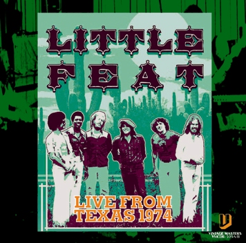 LITTLE FEAT - LIVE FROM TEXAS 1974 (2CDR)