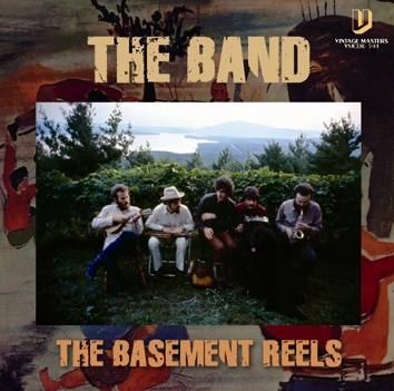 THE BAND - THE BASEMENT REELS (1CDR)