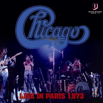 CHICAGO - LIVE IN PARIS 1973 (1CDR)
