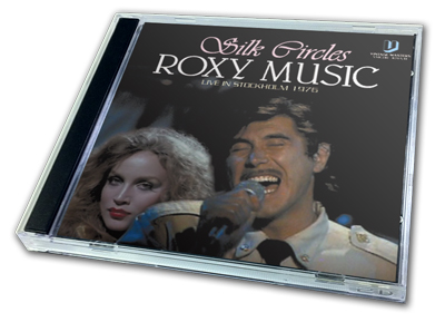ROXY MUSIC - SILK CIRCLES