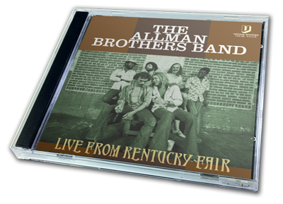 ALLMAN BROTHERS - LIVE FROM KENTUCKY