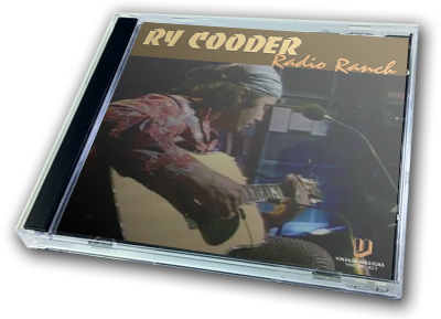 RY COODER - RADIO RANCH