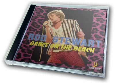 ROD STEWART - DANCE ON THE BEACH