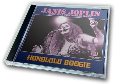 JANIS JOPLIN - HONOLULU BOOGIE