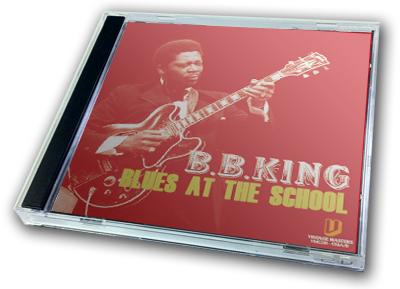 B.B. KING - BLUES AT THE SCHOOL