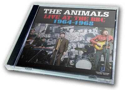 ANIMALS - LIVE AT THE BBC 1964-1968