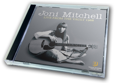 JONI MITCHELL - LIVE FROM THE VAULT 1968