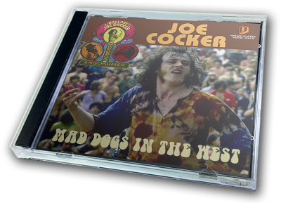 JOE COCKER - MAD DOGS IN THE WEST