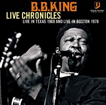 B.B.KING - LIVE CHRONICLES
