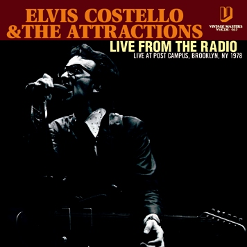 ELVIS COSTELLO - LIVE FROM THE RADIO