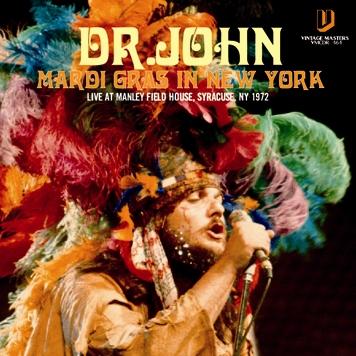 DR.JOHN - MARDI GRAS IN NEW YORK