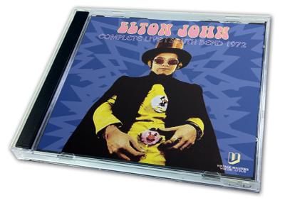 ELTON JOHN - COMPLETE LIVE! SOUTH BEND 1972