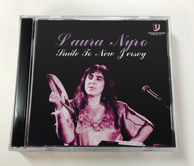 LAURA NYRO - SMILE TO NEW JERSEY