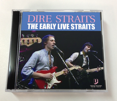 DIRE STRAITS - THE EARLY LIVE STRAITS