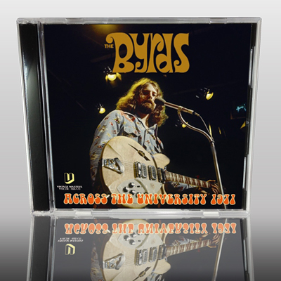 THE BYRDS - ACROSS THE UNIVERSITY