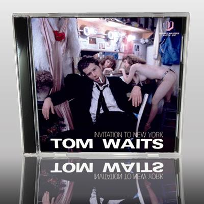 TOM WAITS - INVITATION TO NEW YORK