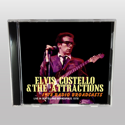 ELVIS COSTELLO - 1978 RADIO BROADCAST