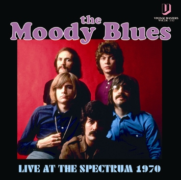 MOODY BLUES - LIVE AT THE SPECTRUM