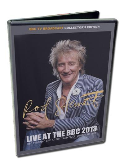 ROD STEWART - LIVE AT THE BBC 2013