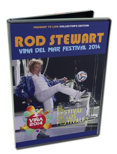 ROD STWART - VINA DEL MAR FESTIVAL 2014