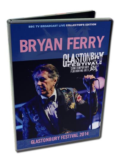 BRYAN FERRY - GLASTONBURY 2014