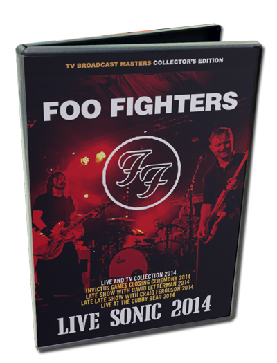 FOO FIGHTERS - LIVE SONIC 2014