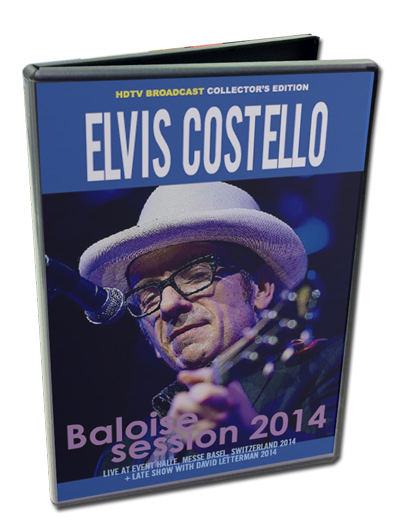 ELVIS COSTELLO - BALOISE SESSION 2014