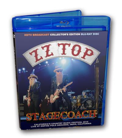 ZZ TOP - STAGECOACH