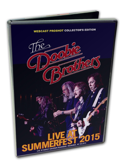 DOOBIE BROTHERS - LIVE AT SUMMERFEST 2015