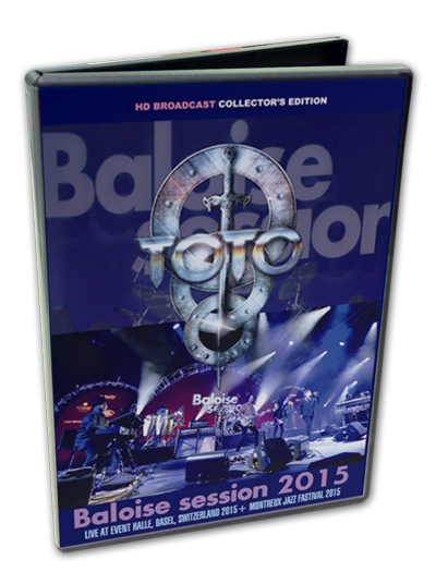 TOTO - BALOISE SESSIONS 2015