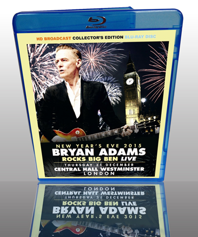 BRYAN ADAMS - ROCKS BIG BEN LIVE