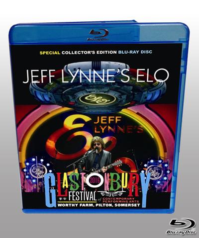 JEFF LYNNE'S ELO - GLASTONBURY 2016