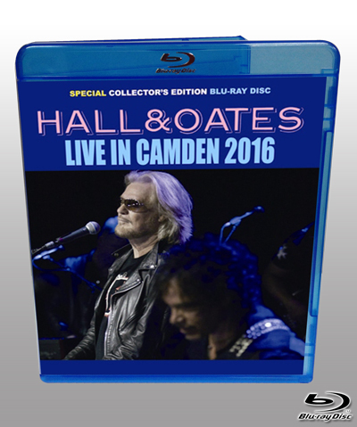 HALL & OATES - LIVE IN CAMDEN 2016