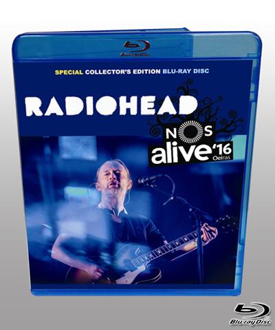 RADIOHEAD - NOS alive! 2016