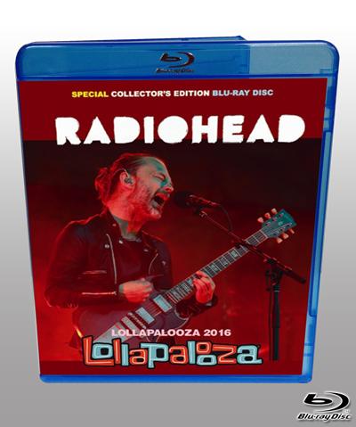 RADIOHEAD - LOLLAPALOOZA 2016