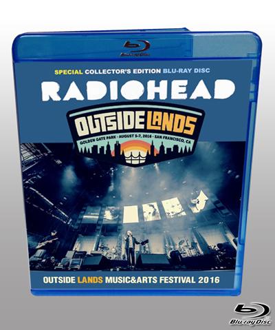 RADIOHEAD - OUTSIDE LANDS MUSIC & ARTS FESTIVAL 2016