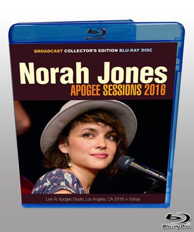 NORAH JONES - APOGEE SESSIONS 2016
