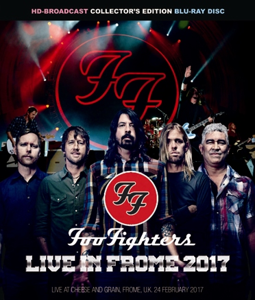 FOO FIGHTERS - LIVE IN FROME 2017