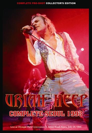 URIAH HEEP - COMPLETE SEOUL 1993