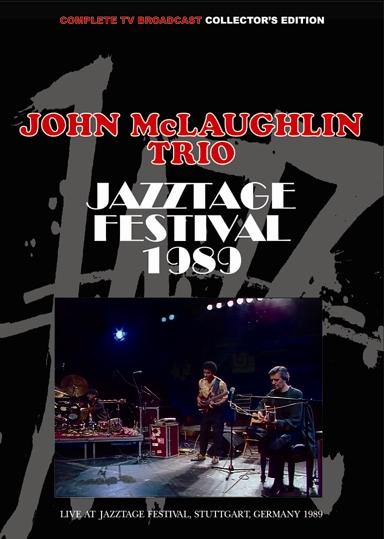 JOHN McLAUGHLIN - JAZZTAGE FESTIVAL 1989