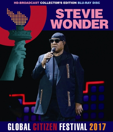 STEVIE WONDER - GLOBAL CITIZEN FESTIVAL 2017