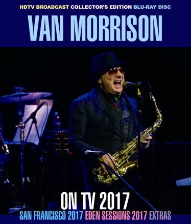VAN MORRISON - ON TV 2017