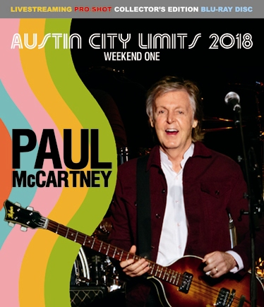 PAUL McCARTNEY - AUSTIN CITY LIMITS 2018 : WEEKEND ONE