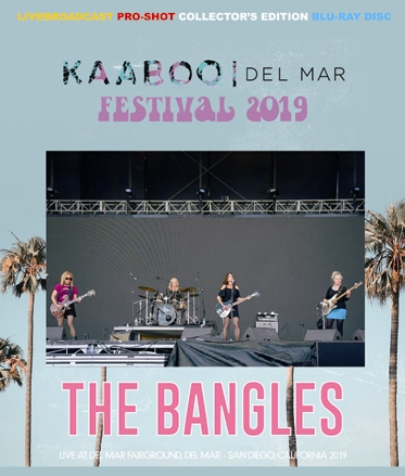 THE BANGLES - KAABOO FESTIVAL 2019 (1BDR)