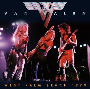 VAN HALEN - WEST PALM BEACH 1979 (1CD)