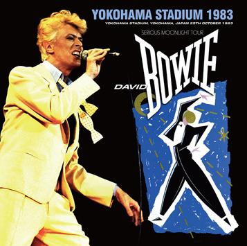 DAVID BOWIE - YOKOHAMA STADIUM 1983